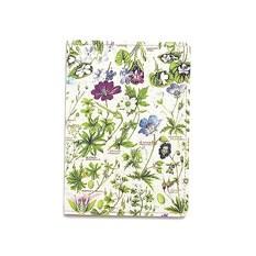 Обложка для паспорта Полевые цветы