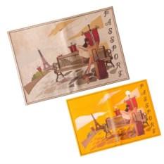 Обложка для паспорта Путешествия. Рандеву