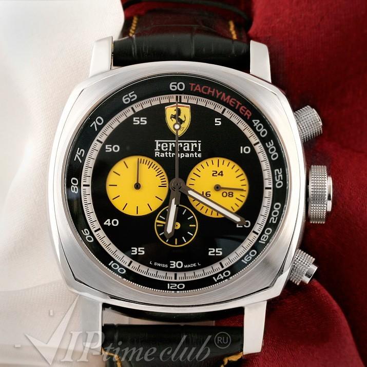 Часы Scuderia Rattrapante от Ferrari модель № 88.7