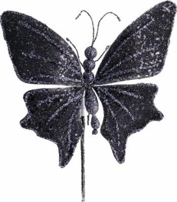 Новогоднее украшение Бабочка