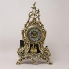 Каминные часы с маятником Луиш XV