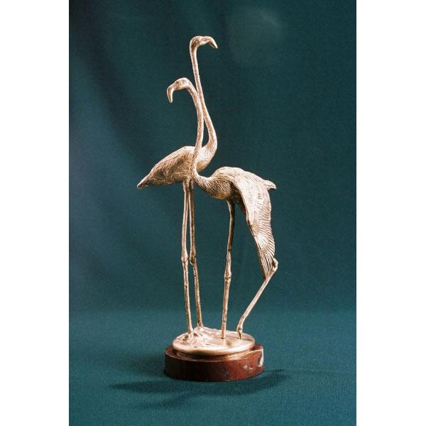 Статуэтка «Фламинго»