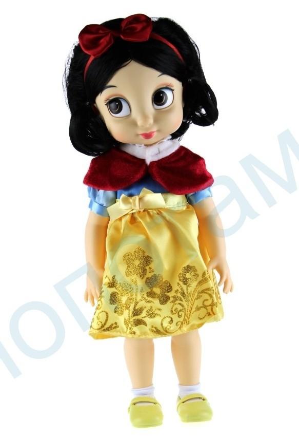 Кукла Белоснежка в детстве, Дисней 40 см