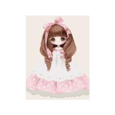 Картина по номерам «Розовые мечты»