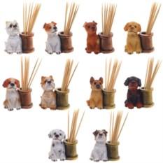 Подставка для зубочисток Собака