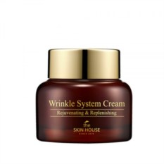 Улиточный крем анти-возрастной house wrinkle system