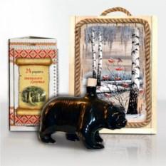 Подарочный набор Сибирь.Черный медведь