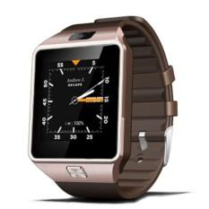 Умные часы Smart Watch QW09 3G шоколадного цвета