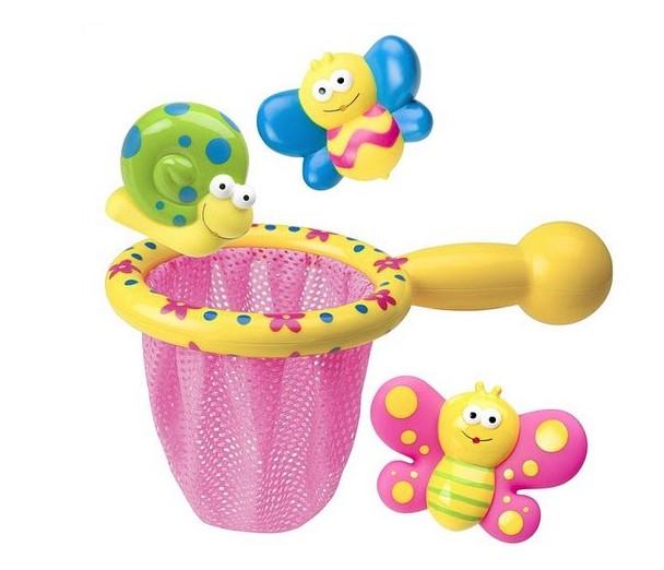 Игрушки для ванны Поймай бабочку от Alex