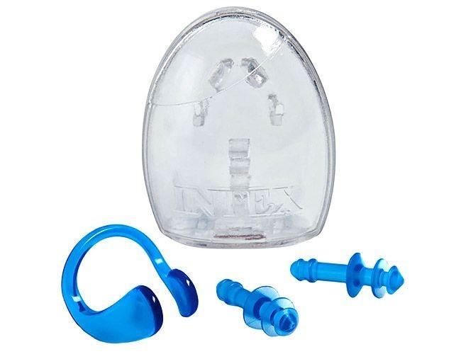 Зажим для носа и беруши для плавания под водой (от 8лет)