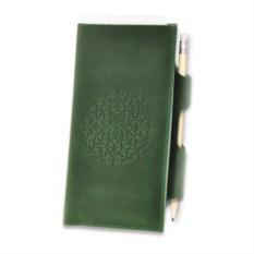 Изумрудный тревел-кейс Blank Note