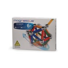 Конструктор Magneticus 88 элементов (4 цвета)