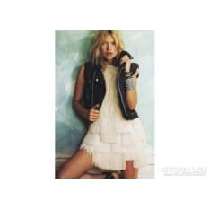 Женская футболка Kate Moss Blur