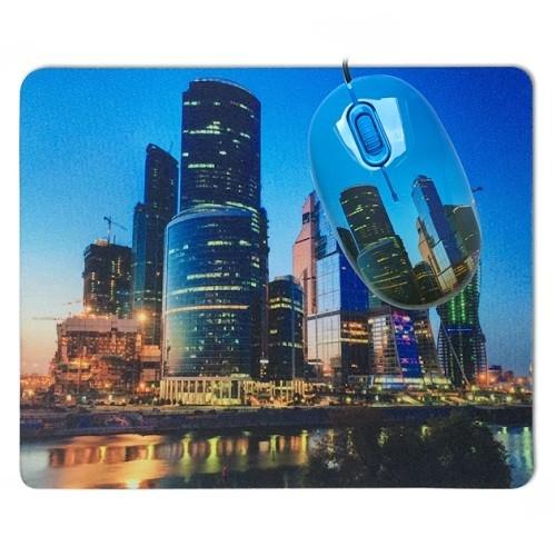 Компьютерный набор Москва-Сити