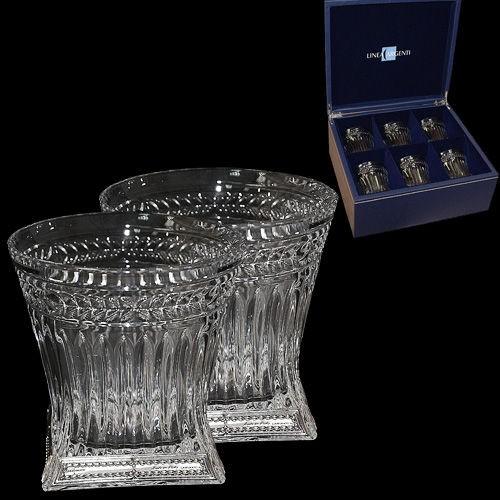 Набор стаканов для виски Грани