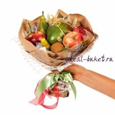 Букет из фруктов Теплое настроение