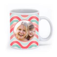 Кружка с Вашим фото «Любимой жене»