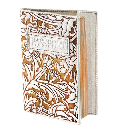 Обложка для паспорта «Гротеск»