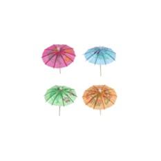 Зонтики на палочках Восточная сакура