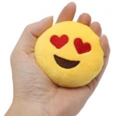 Брелок Emoji love