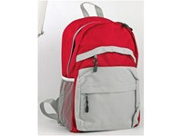 Рюкзак с 2 отделениями и 2 сетчатыми боковыми карманами