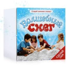 Волшебный снег «Детский набор» (1 литр снега)