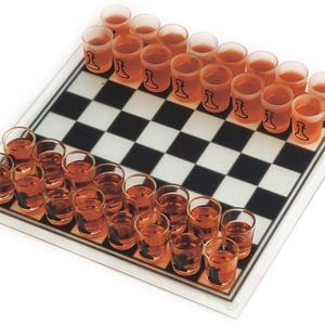 Пьяные шахматы, большие