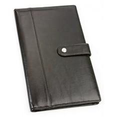 Портмоне для авиабилетов и кредитных карт, черное