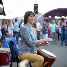 VIP мастер-класс игры на барабанах джембе (2 чел., 75 мин.)