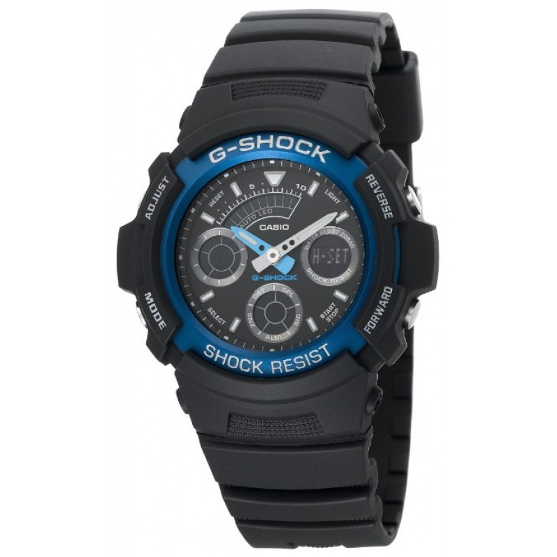 Часы Casio G-Shock AW-591-2A Classic Collection