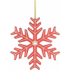 Новогоднее украшение Снежинка