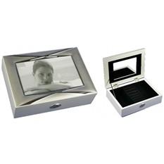Шкатулка-фоторамка для ювелирных украшений Arco