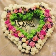Декоративное украшение Сердце Spring Love