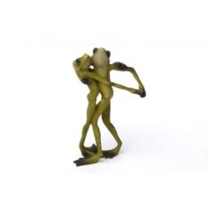 Фигурка Танцующие лягушки