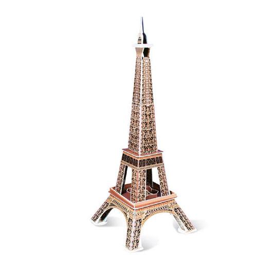 3D Пазл «Эйфелева башня»