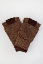 Перчатки-варежки Лейла