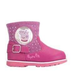 Розовые полусапоги Peppa Pig