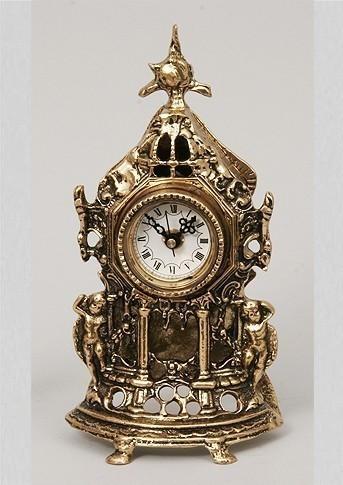 Часы каминные Орёл