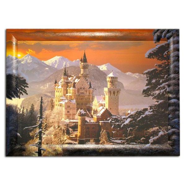 Постер «Замок в горах»