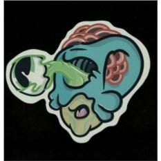 Виниловый стикер Monster Eye
