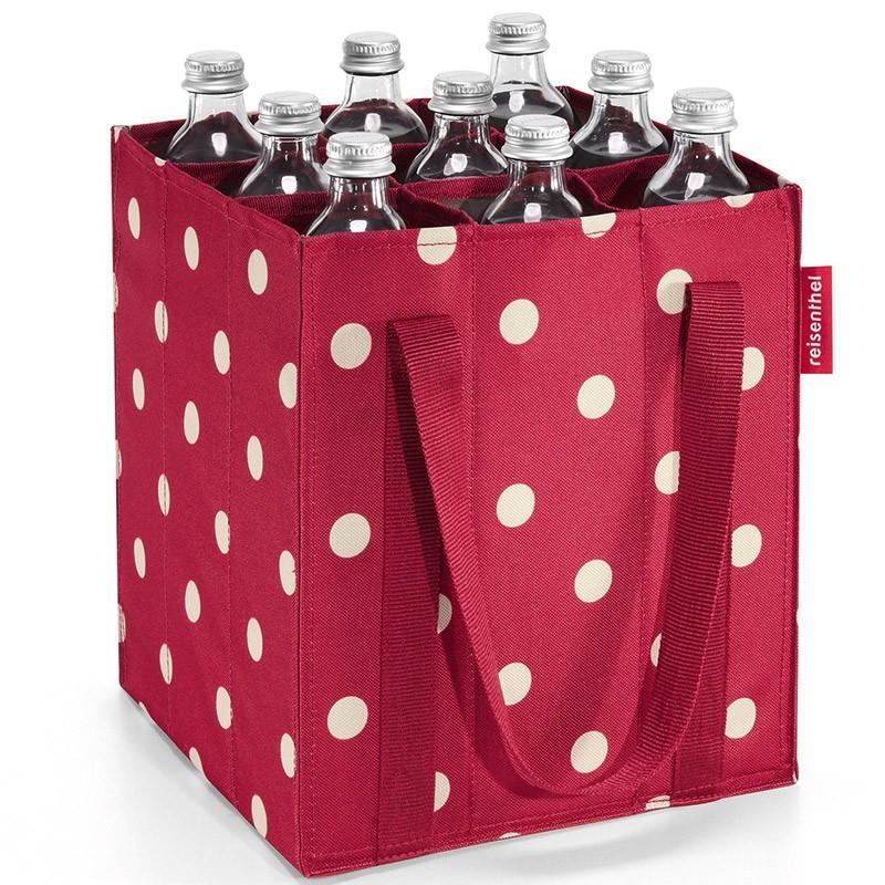Сумка-органайзер для бутылок Bottlebag ruby dots