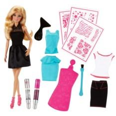 Кукла Барби с одеждой Модная студия от Mattel