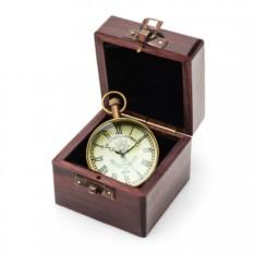 Часы-шар в футляре