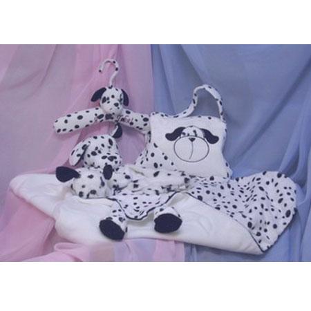 Текстильный набор «Собачка долматинец»