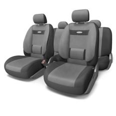 Авточехлы на сиденье Autoprofi Comfort с боковой поддержкой