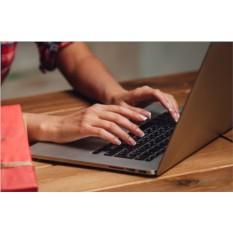 Сертификат на онлайн-уроки Английский язык с носителем