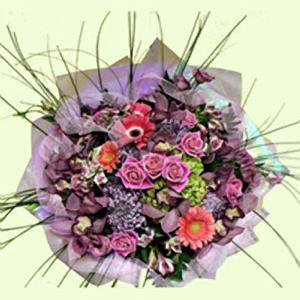 Букет цветов «Магнолия»