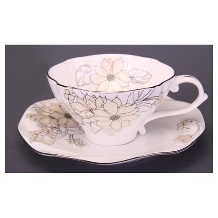 Чайный набор «Цветок на ветке»