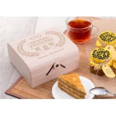 Подарочный набор мёда Выдающемуся учителю