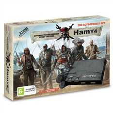 Игровая приставка Hamy 4 Assassin Creed (350 игр)